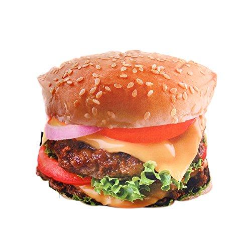 ハンバーガークッション リアルクッション ギフト プレゼントに最適 おもしろグッズ 抱き枕 マック マクドナルド