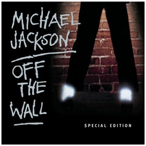 Michael Jackson album covers