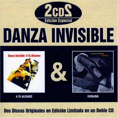 Danza invisible - Dos CD Dos - Zortam Music
