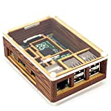 Pibow Timber Case B+ for Raspberry Pi B+