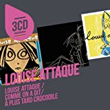 Louise Attaque / Comme On A Dit / A Plus Tard Crocodile (Coffret 3 CD)