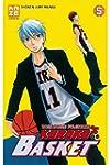 Kuroko's Basket - Tome 5