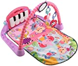 Fisher-Price Kick and Play Piano Gym, Pink by Fisher-Price