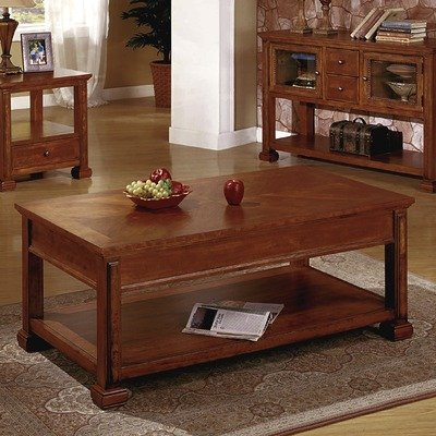 Buy low price legends furniture forest glenn coffee table for Affordable furniture cambridge