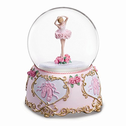 San Francisco Music Box Company - Ballerina Water Globe