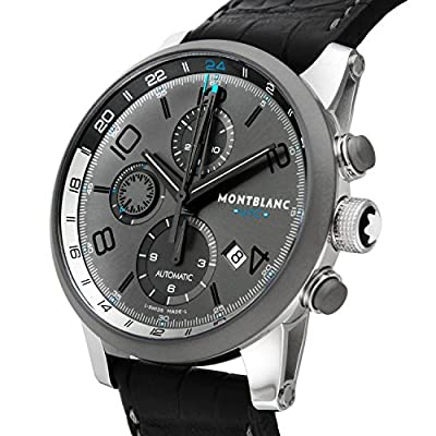 Montblanc Timewalker ChronoVoyager UTC Automatic Mens Watch 107339