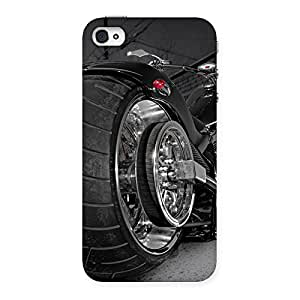 Special Wonder Cruise Multicolor Back Case Cover for iPhone 4 4s