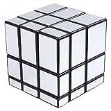 Shengshou 3x3x3 Puzzle Magic Mirror Cube Silver (Color: Silver)