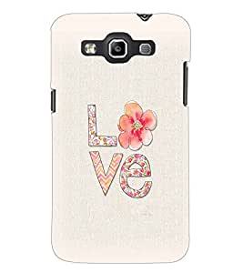 PrintDhaba Love D-2171 Back Case Cover for SAMSUNG GALAXY WIN i8552 (Multi-Coloured)