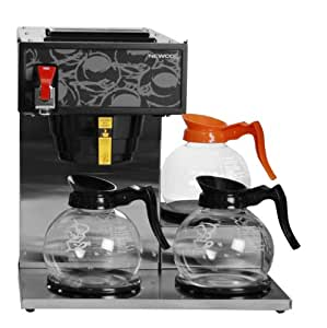 Amazon.com: Newco NKLP3AF Automatic Coffee Brewer: Kitchen ...