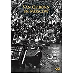 Van Cliburn in Moscow, Vol. 5 by Van Cliburn