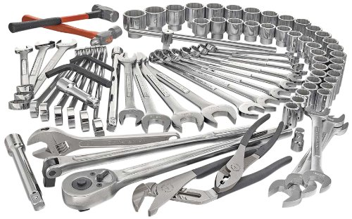 Craftsman 9-35079 Heavy Duty Mechanics Tool Set, 77-Piece