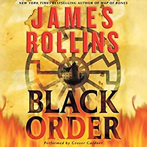 Black Order Audiobook