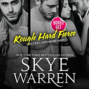 Rough Hard Fierce Audiobook