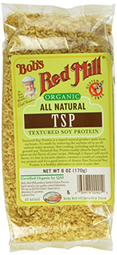 bobs-red-mill-organic-tsp-textured-soy-protein-6-ounce-bags-pack-of-4