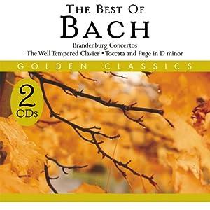 Brandenburg Concertos: Well Tempered Clavier