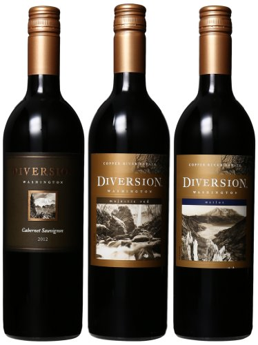 Winter Escape Red Wine Mixed Pack, 3 x 750 mL image