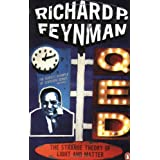 QED - The Strange Theory of Light and Matter (Penguin Press Science)by Richard P Feynman
