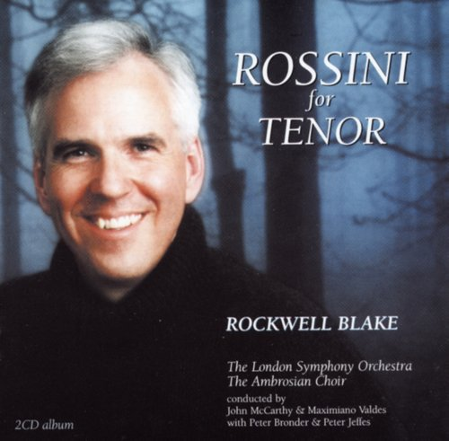 Rockwell - Rockwell Blake - Rossini For Tenor - Zortam Music