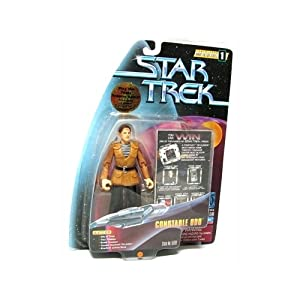 Star Trek Deep Space Nine: Warp Factor Series 1 Constable Odo 4 inch Action Figure
