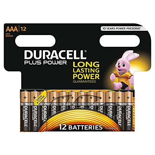 duracell-mn2400-plus-power-alkaline-aaa-size-batteries-pack-of-12