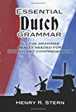 Essential Dutch Grammar (0486246752) by Stern, Henry