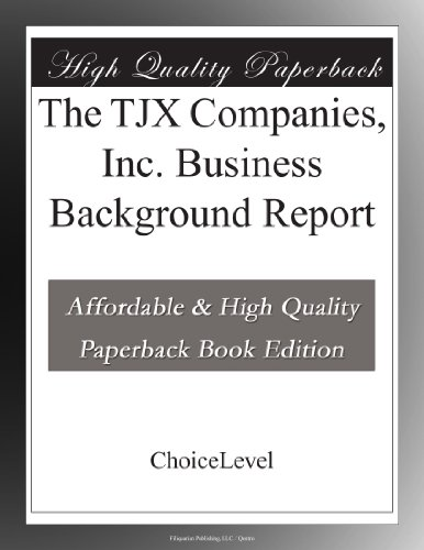 the-tjx-companies-inc-business-background-report