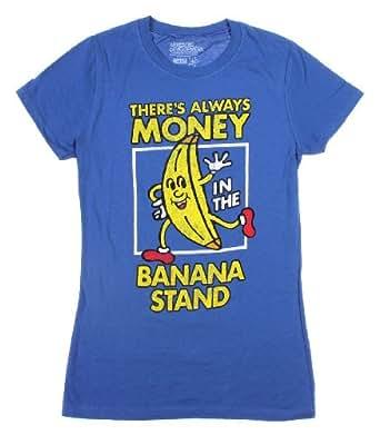 Arrested Development Banana Stand Girls T-Shirt Size : X-Small