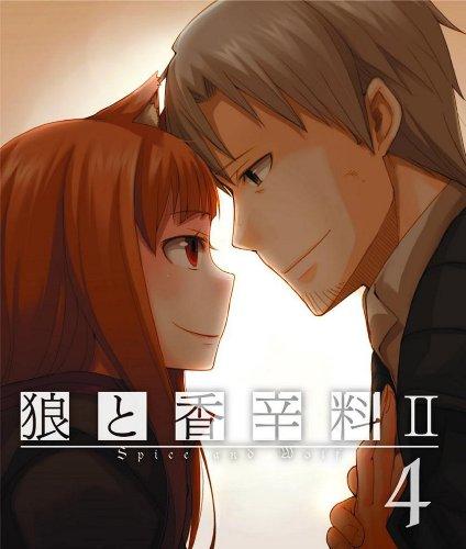 狼と香辛料II【4】 [Blu-ray]
