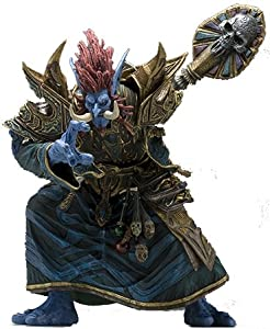 World of Warcraft Series 2 Display Action Figure: Troll Priest Zabra Hexx