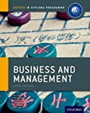 img - for IB Business and Management: Course Book: Oxford IB Diploma Program by Paul Clark (2012-10-25) book / textbook / text book