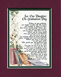 A Graduation Gift Present Poem For A Daughter, #140,