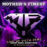echange, troc Mother's Finest - Live at Villa Berg