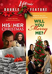 His Her Christmaswill You Merry Me by A&E Entertainment