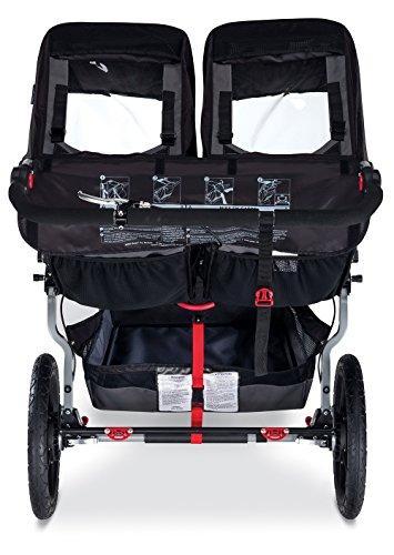 BOB Revolution Pro Duallie Stroller, Black
