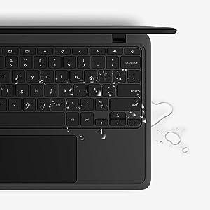 Acer Chromebook 11, Celeron N3350, 11.6 HD, 4GB LPDDR4, 32GB eMMC, Google Chrome, C732-C6WU (Color: Grey, Tamaño: 11-11.99 inches)