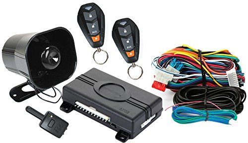 Viper 350 PLUS 3105V 1-Way Car Alarm Keyless Entry (Remote Start And Keyless Entry compare prices)