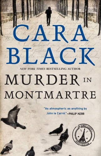 Murder in Montmartre (Aimee Leduc Investigation 6)
