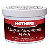 Mothers 05101 Mag & Aluminum Polish - 10 oz.