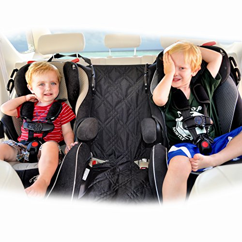 Purchase Carseat Cover Pad. Catches Food Crumbs & Drink Spills! Machine Washable. Satisfaction Guara...