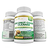ALL NATURAL COLON CLEANSE Weight Loss Digestive Cleanser Pills - Quick 30 Day Detox Cleanse System in a Bottle - Flush Toxins, Detox Liver, and Treat Constipation with Quality High Fiber Herbal Supplement Super Blend - No Fillers and No Side Effects! Manufactured in a USA GMP Certified Facility and Third Party Tested for Purity