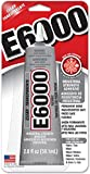 E6000 237032 Craft Adhesive, 2 oz, Clear