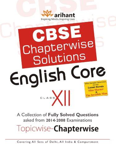 CBSE Chapterwise Questions-Answers English Core Image