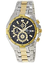 Casio Edifice Chronograph Multi-Colour Dial Men's Watch - EFR-539SG-1AVUDF (EX188)