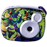 Nickelodeon's Teenage Mutant Ninja Turtles Snap n' Share Digital Camera with 1.5-Inch LCD Screen, Purple (98665)