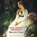One Sweet Moment Audiobook by Maggie Craig Narrated by Lesley Mackie