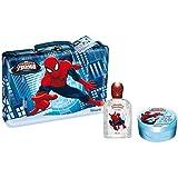 Scheda dettagliata Marvel, Set regalo di Spider Man, incl. Profumo + Gel per i capelli