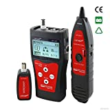 Noyafa NF-300-B NF-300 Network Coax Cable Tester Anti-Jamming Network Cable Tester