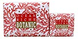Bundle Of 2 Greenwich Bay Trading Co. Soaps 10.5oz Bar And Matching 1.9oz Mini Soap (Ocean Riche)