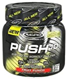 Muscletech Push-10 Diet Supplement, Fruit Punch, 1.1 Pound